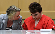 Florida School Shooting Suspect Back In Court - 27 Apr 2018