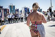 Manifestazione contro trivelle nel Mar Ionio