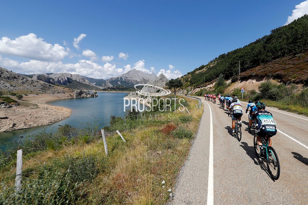 Landscape during the 73th Edition of the 2018 Tour of Spain, Vuelta Espana 2018, Stage 14 cycling race, Cistierna - Les Praeres Nava 171 km on September 8, 2018 in Spain - Photo Angel Gomez/ BettiniPhoto / ProSportsImages / DPPI