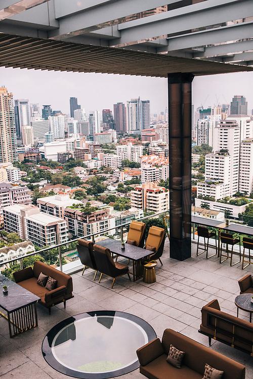 Sky Bar at 137 Pillars Hotel