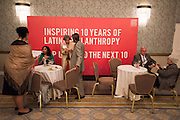 Latino Community Foundation Fundraiser 10th annual Gala at the Fairmont Hotel in San Francisco, April 30, 2015
