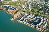 Aerial images darwin CBD 2017