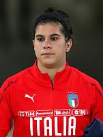 International Women's Friendly Matchs 2019 / <br /> Womens's Cyprus Cup Tournament 2019 - <br /> Korea DPR v Italy 3-3 aet ( GSZ Stadium - Larnaca,Cyprus ) - <br /> Giulia Bursi of Italy