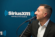 Image from the 'Artist Confidential' Event featuring Matt Maher and hosted by Lino Rulli on Sirius XM 129 The Catholic Channel in New York City