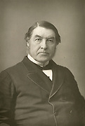 'Charles Tupper, 1st Baronet (1821-1915) Canadian Conservative politician picture c1890. 6th Prime Minister of Canada for 69 days 1 May-8 July 1896, the shortest in Canada's history.'