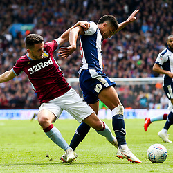 Aston Villa v West Bromwich Albion - play off semi final
