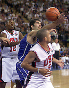 Olimpiadi Sydney 2000<br /> Italia - Usa<br /> Nella foto: Roberto Chiacig