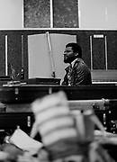 Rolling Stones - Billy Preston - Dynamic Sounds Studio, Kingston, Jamaica,1973