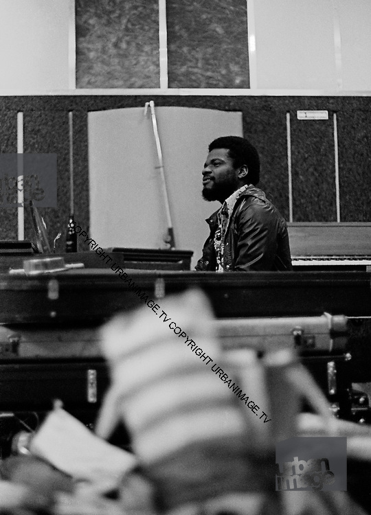 Rolling Stones - Billy Preston - Dynamic Sounds Studio, Kingston, Jamaica,1973