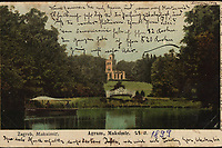 Zagreb, Maksimir = Agram, Maksimir. <br /> <br /> ImpresumZagreb : Naklada Tiskare A. Brusina u Zagrebu, [1899].<br /> Materijalni opis1 razglednica : tisak ; 9 x 14 cm.<br /> NakladnikTiskara A. Brusina<br /> Mjesto izdavanjaZagreb<br /> Vrstavizualna građa • razglednice<br /> ZbirkaGrafička zbirka NSK • Zbirka razglednica<br /> Formatimage/jpeg<br /> PredmetZagreb –– Maksimir<br /> SignaturaRZG-MAKS-29<br /> Obuhvat(vremenski)19. stoljeće<br /> NapomenaRazglednica je putovala 1899. godine. • Poleđina razglednice namijenjena je samo za adresu.<br /> PravaJavno dobro<br /> Identifikatori000952626<br /> NBN.HRNBN: urn:nbn:hr:238:484786 <br /> <br /> Izvor: Digitalne zbirke Nacionalne i sveučilišne knjižnice u Zagrebu
