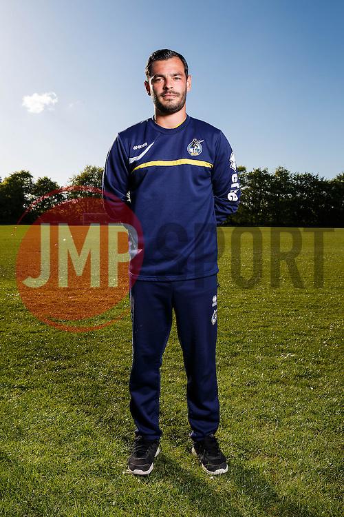 Bristol Rovers FC Academy Team Photos - Photo mandatory by-line: Rogan Thomson/JMP - 07966 386802 - 13/05/2015 - SPORT - FOOTBALL - Bristol, England - Golden Hill Training Centre, Lime Trees Road.