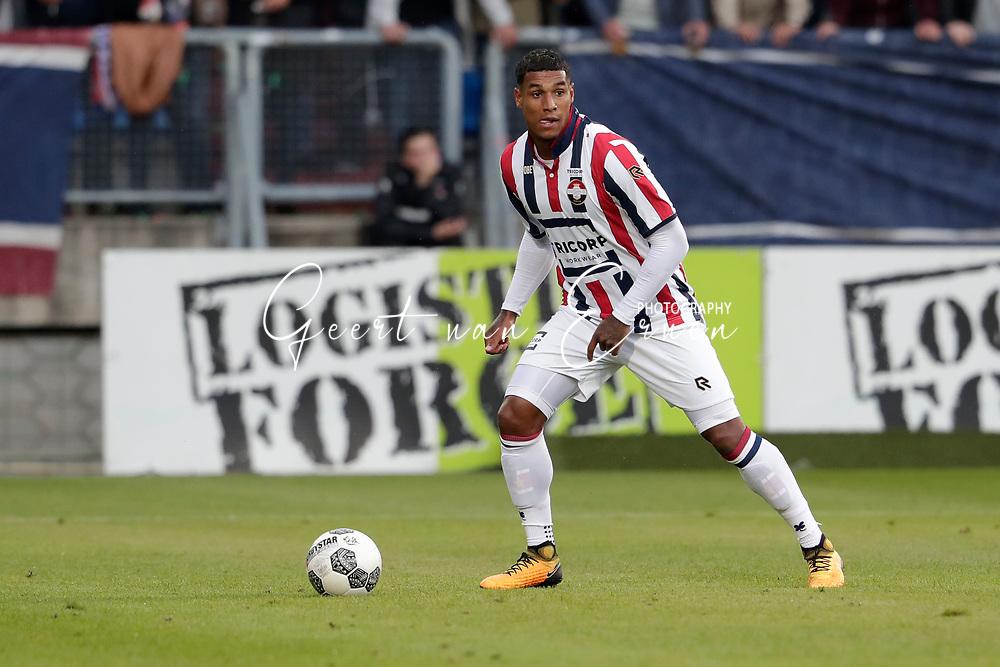 Darryl Lachman of Willem II