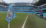 The Stadium before the Premier League match between Manchester City and Newcastle United at the Etihad Stadium, Manchester, England on 20 January 2018. Photo by George Franks.