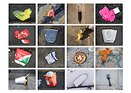 Litter montage