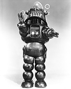 Robbie the Robot. From MGM film 'Forbidden Planet', 1956.