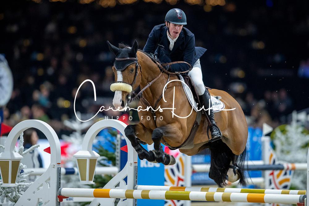 Verlooy Jos, BEL, Jacobien Dwerse Hagen<br /> Jumping Mechelen 2019<br /> © Hippo Foto - Dirk Caremans<br />  28/12/2019