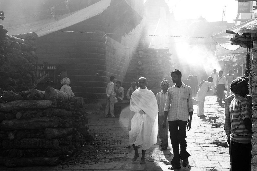Benaras Ghat..March 2011.