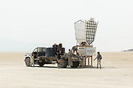 Perhaps someone can explain why this year's sign is also a bigass potable water tank? I'm sure there is a good reason but I can't figure out what it is. My Burning Man 2018 Photos:<br />