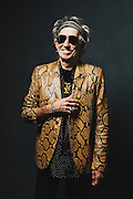 Keith Richards visits iHeartRadio for an ICONS event at the iHeartRadio Theater, presented by P.C. Richard & Son. New York City, September 15, 2015. Processed with VSCOcam with hb2 preset