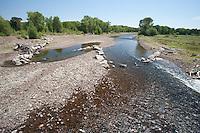 Rio Grande near Monte Vista, Colorado