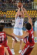DESCRIZIONE : Torino Qualificazione Eurobasket 2009 Italia Bulgaria<br /> GIOCATORE : Valerio Amoroso<br /> SQUADRA : Nazionale Italia Uomini<br /> EVENTO : Raduno Collegiale Nazionale Maschile <br /> GARA : Italia Bulgaria Italy Bulgaria<br /> DATA : 17/09/2008 <br /> CATEGORIA : Tiro<br /> SPORT : Pallacanestro <br /> AUTORE : Agenzia Ciamillo-Castoria/G. Ciamillo <br /> Galleria : Fip Nazionali 2008<br /> Fotonotizia : Torino Qualificazione Eurobasket 2009 Italia Bulgaria<br /> Predefinita :