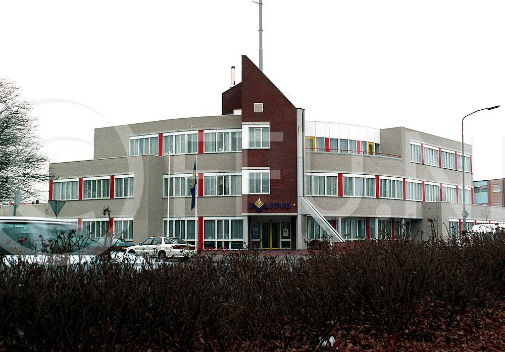 hardenberg politiebureau .....foto frank uijlenbroek©1997