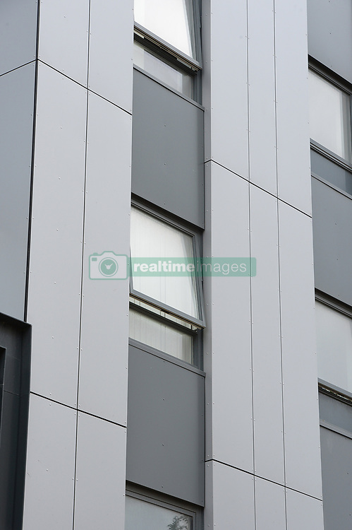 A general view of Rivers Apartments in Tottenham, North London, where a review is being carried out on the cladding after the Grenfell Tower fire last week.