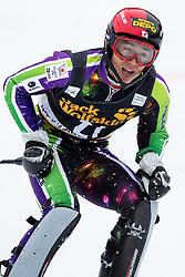 YUASA Naoki of Japan during the 2nd Run of Men's Slalom - Pokal Vitranc 2013 of FIS Alpine Ski World Cup 2012/2013, on March 10, 2013 in Vitranc, Kranjska Gora, Slovenia.  (Photo By Matic Klansek Velej / Sportida.com)