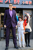 Aisa's Tallest Man Comes