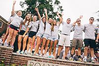 Roanoke College, Freshman, move in, 2014, class of 2018