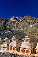 Diskit Monastery,Nubra Valley, Ladakh, Jammu and Kashmir State, India.