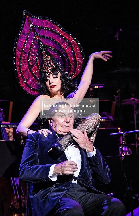 Barry Humphries Weimar Cabaret as part of the Edinburgh International Festival