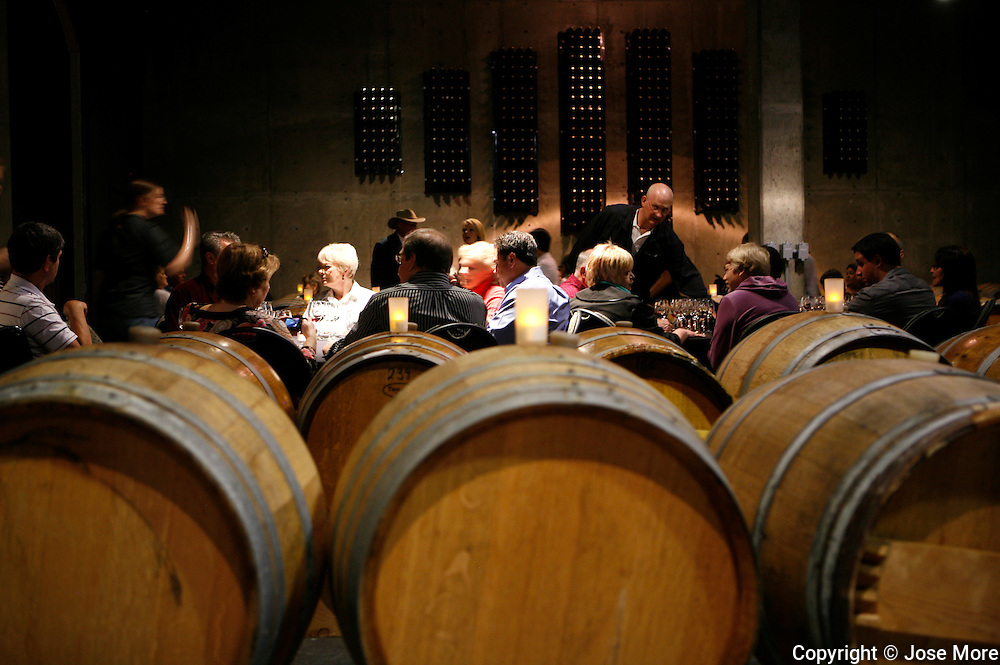 Many wineries dot the landscape of Vancouver Island<br /> Photography by Jose More
