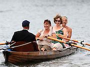 Henley, GREAT BRITAIN,  Pleasure Rowing, Skiff . 2008 Henley Royal Regatta, on  Friday, 04/07/2008,  Henley on Thames. ENGLAND. [Mandatory Credit:  Peter SPURRIER / Intersport Images] Rowing Courses, Henley Reach, Henley, ENGLAND . HRR