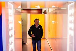 February 28, 2019 - Montmelo, BARCELONA, Spain - Carlos Sainz portrait during the Formula 1 2019 Pre-Season Tests at Circuit de Barcelona - Catalunya in Montmelo, Spain on February 28. (Credit Image: © AFP7 via ZUMA Wire)