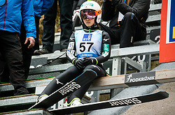 Sara Takanashi of Japan during Day 3 of World Cup Ski Jumping Ladies Ljubno 2019, on February 10, 2019 in Ljubno ob Savinji, Slovenia. Photo by Matic Ritonja / Sportida