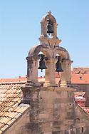 Bell tower in Dubrovnik Old Town<br /> Croatia<br /> c. Ellen Rooney