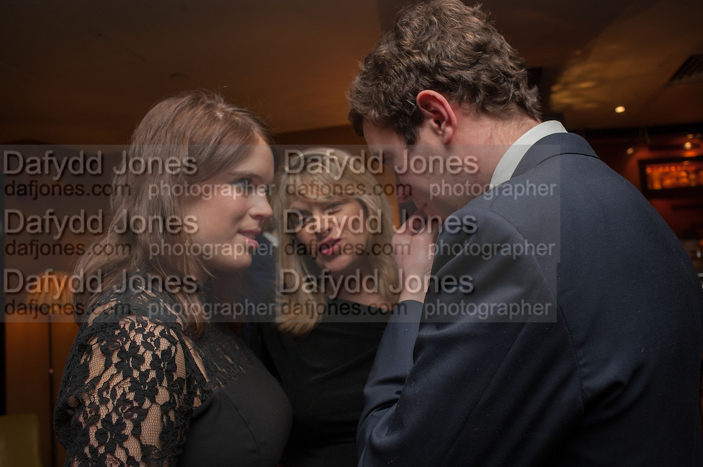 PRINCESS EUGENIE; TRACEY EMIN, Chinese New Year dinner given by Sir David Tang. China Tang. Park Lane. London. 4 February 2013.