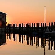 Fishing docks at Biloxi, Mississippi on the Gulf of Mexico.  Leica M 240  Summicron 50 mm APO