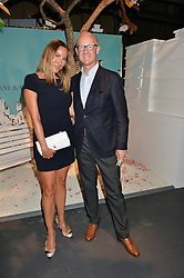 ALEX MEYERS and at the Tiffany & Co. Exhibition 'Fifth And 57th' Opening Night held in The Old Selfridges Hotel, Orchard Street, London on 1st July 2015.