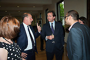 WILLIAM SIEGHART; NICHOLAS HURD; , STREETSMART RAISES RECORD-BREAKING £805,000 TO TACKLE HOMELESSNESS. Celebrate with a drinks party at the Cabinet Office. Horse Guards Rd. London. 13 May 2013.