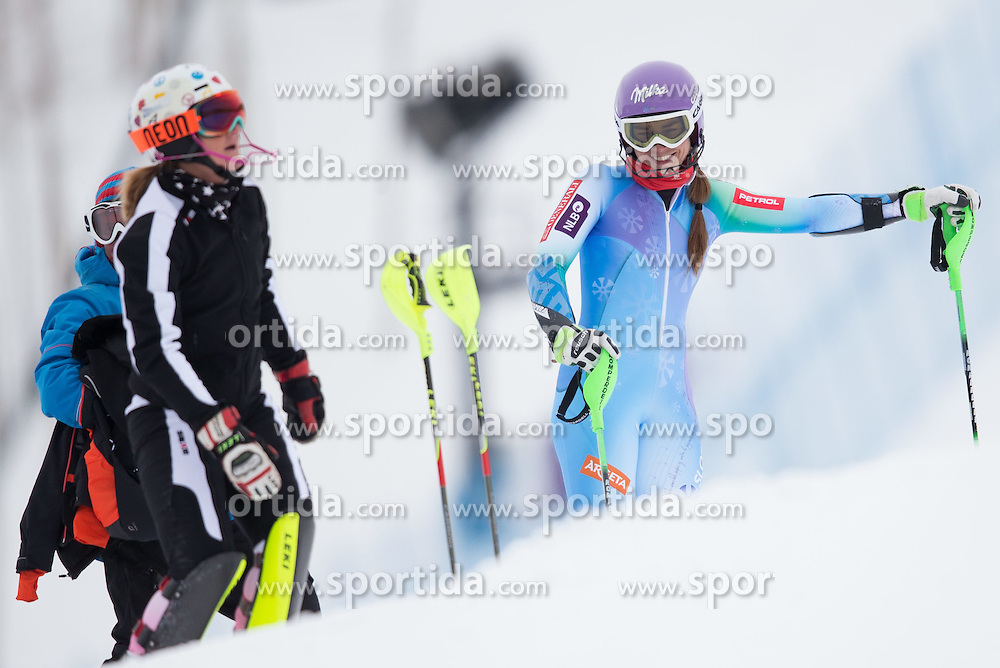 30.01.2015, Golden Peak Strecke, Vail, USA, FIS Weltmeisterschaften Ski Alpin, Training, im Bild Tina Maze (SLO) // Tina Maze of Slovenia during a practice run for the FIS Ski World Championships 2015 at the Golden Peak Course, Vail, United States on 2015/01/30. EXPA Pictures © 2015, PhotoCredit: EXPA/ Johann Groder