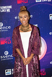 Emile Sande.<br /> Red carpet at the MTV EMA, Glasgow.
