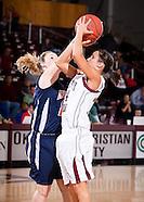 OC Women's BBall vs Oklahoma Wesleyan - 12/12/2009
