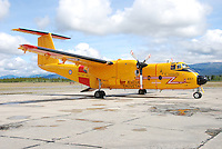 RCAF Dehavilland CC-115 Buffalo search and rescue aircraft