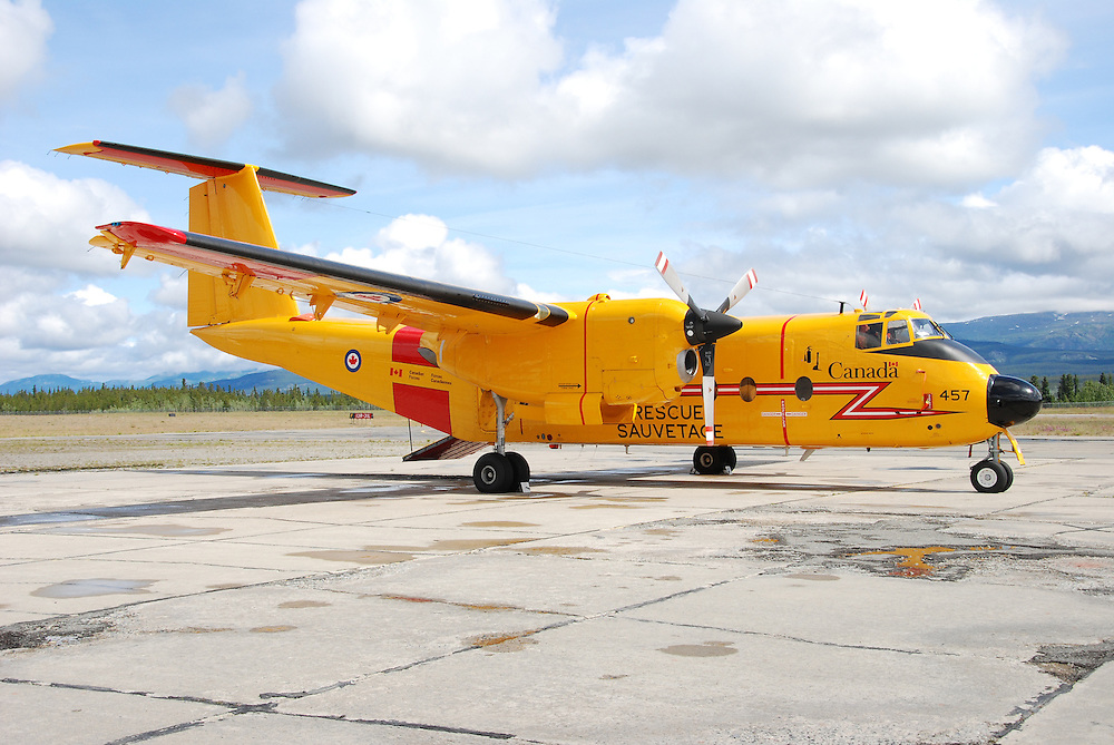 RCAF Dehavilland CC-115 Buffalo search and rescue aircraft