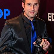 NLD/Amsterdam/20130211- Uitreiking Edison Pop 2013, Nick Schilder