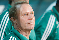 Photo: Steve Bond/Richard Lane Photography.<br />Nigeria v Mali. Africa Cup of Nations. 25/01/2008. Nigeria manager Bertie Vogts