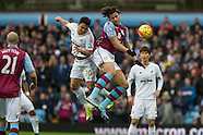 Aston Villa v Swansea City - Premier League - 24/10/2015