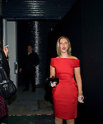 Heidi Range, The Elle Style Awards 2009, The Big Sky Studios, Caledonian Road. London. February 9 2009.  *** Local Caption *** -DO NOT ARCHIVE -Copyright Photograph by Dafydd Jones. 248 Clapham Rd. London SW9 0PZ. Tel 0207 820 0771. www.dafjones.com<br /> Heidi Range, The Elle Style Awards 2009, The Big Sky Studios, Caledonian Road. London. February 9 2009.